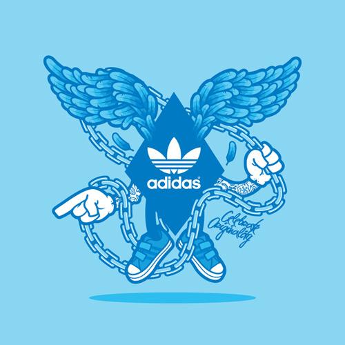 """Проект Adidas Originals  """"Celebrate Originality """"/ """"Отмечаем новизну """" был..."""