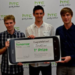 Alemania se lleva el premio del concurso 'The Tomorrow Talks' sobre el smartphone del futuro
