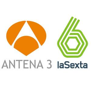 Luz verde con condiciones a la fusión entre Antena 3 y La Sexta