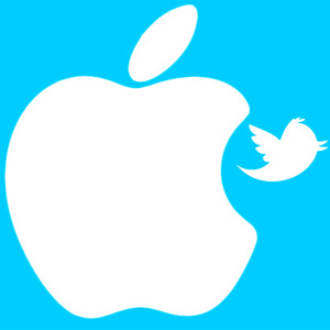 ¿Por qué querría invertir Apple en Twitter?