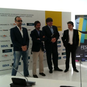 Avi Savar, Toni Segarra, Risto Mejide y David Colomer, entre los invitados a Branducers 2012