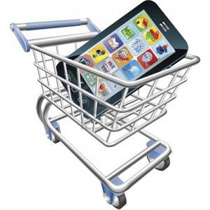 El carrito de la compra viaja del pasillo del supermercado a la nube a través de los smartphones