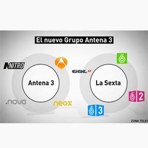 La CNC responde a Antena 3: las condiciones de la fusión son distintas porque