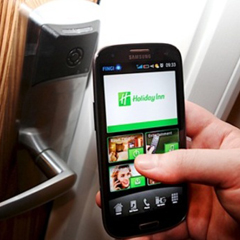 El Samsung Galaxy S III se convierte en la llave para los hoteles de Londres 2012