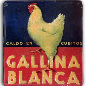 Los mejores anuncios para celebrar el 75 aniversario de Gallina Blanca