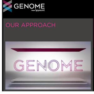 Yahoo! crea 'Genome' para conocer y elegir a la mejor audiencia de los anuncios
