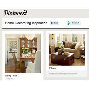 Pinterest la red que ha revolucionado la industria de la for Decoracion del hogar s a
