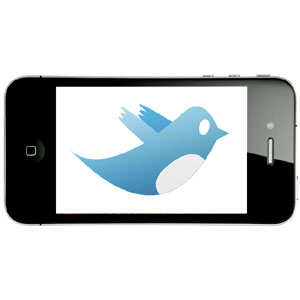 La nueva versión de Twitter para el iPhone vendrá con una vista interactiva de tweets bajo el brazo