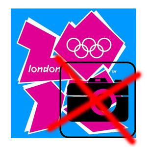 ¿Cómo impedirán que el público comparta sus fotos en internet durante los Juegos Olímpicos de Londres 2012?
