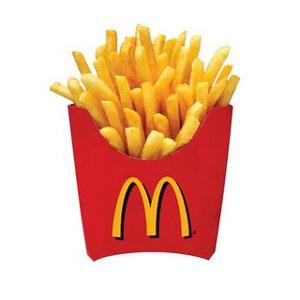 Las patatas de McDonald's serán las únicas que puedan comerse en las Olimpiadas… salvo que vayan acompañadas de pescado