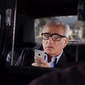 Apple recurre a Martin Scorsese como imagen de su último spot para el iPhone 4S