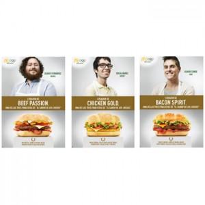 McDonald's entrena para los Juegos Olímpicos de Londres con tres hamburguesas diseñadas por sus consumidores