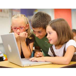 redes sociales niños