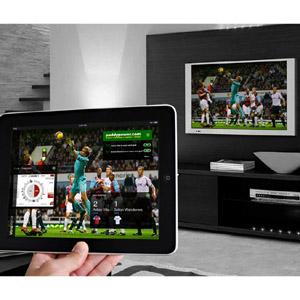 La televisión social se concentra ahora en los grandes eventos deportivos