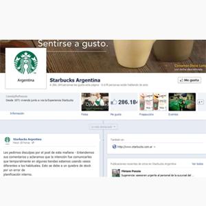 """Starbucks Argentina se ve obligada a pedir disculpas por partida doble tras la polémica de los vasos de café """"nacionales"""""""