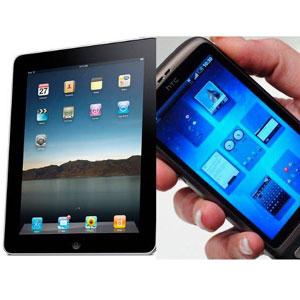 Android domina los teléfonos y Apple las tabletas en cuanto al consumo de contenidos digitales en Argentina