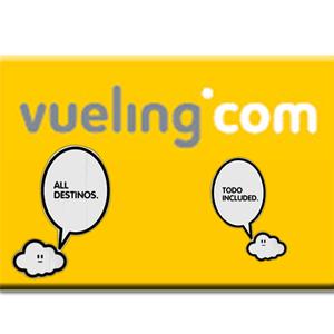 Vueling elige a Tiempo BBDO para su nueva comunicación y cambio de imagen