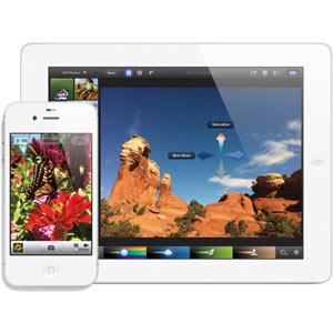 """El iPhone 5 gana en """"sex appeal"""" al iPad Mini"""