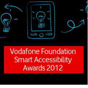 La fundación Vodafone premia con 200.000€ las mejores aplicaciones Android para personas con discapacidad o mayores