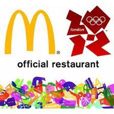 Sigue la polémica por el patrocinio olímpico de McDonald's y Coca-Cola, esta vez por la imagen de la comida basura
