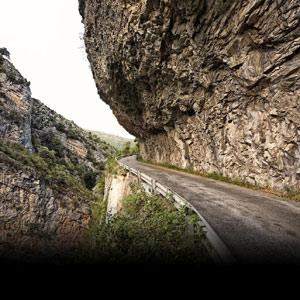 Mercedes Benz te ofrece las 10 mejores rutas de España