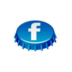 De cervezas por Facebook