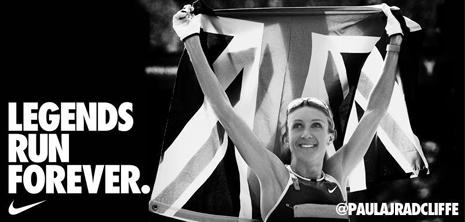 Nike vuelve a atacar en Londres 2012 con un anuncio protagonizado por una corredora olímpica