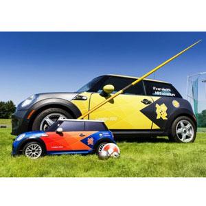 El Mini de BMW, gran triunfador de estos Juegos Olímpicos 2012