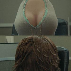 Axe vuelve a sus orígenes en su nuevo anuncio, protagonizado por un par de pechos sin cabeza