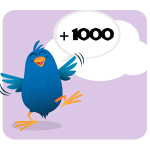 Comprar seguidores en Twitter ya es un secreto a voces