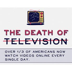 La televisión ha muerto, larga vida al vídeo online