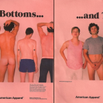 """Los anuncios más traviesos de American Apparel, la """"chica mala"""" de las marcas de moda"""