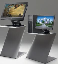 HP Z1, la primera workstation all-in-one del mundo: el poder de la creación