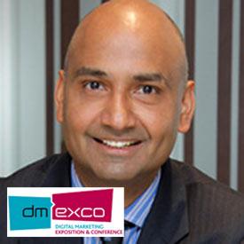 """S. Chana (IBM) en #Dmexco: """"Los marketeros hacemos lo mismo de siempre, lo que cambia es cómo lo hacemos"""""""