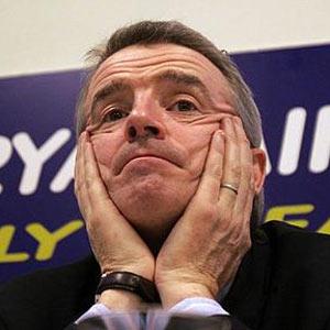 Michael O'Leary, CEO de Ryanair, llama