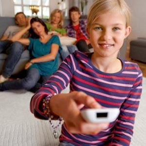 El consumo televisivo echa el freno, pero sólo en el televisor