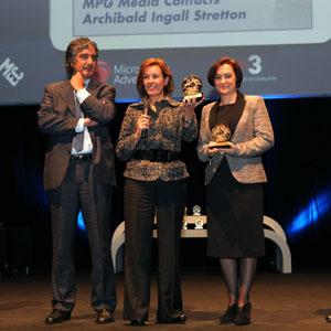 MPG – Media Contacts y AIS se hacen con tres galardones en los Premios #Eficacia2012