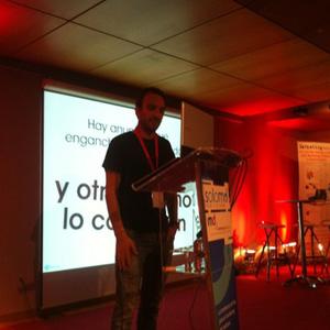 """F. Lázaro (btob) en #SoLoMo2012: """"Al final, ser social, local y móvil es ser exigentes y perfeccionistas"""""""