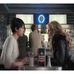 Atres Advertising y Estrella Galicia estrenan product placement virtual en 'Érase una vez'