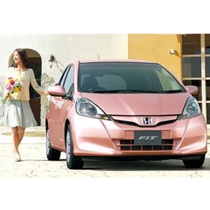 Honda lanza un coche para mujeres que ayuda a prevenir las arrugas