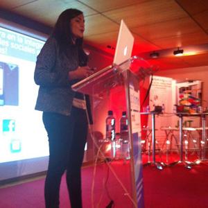 L. Bolos (HTC) en #SoLoMo2012:
