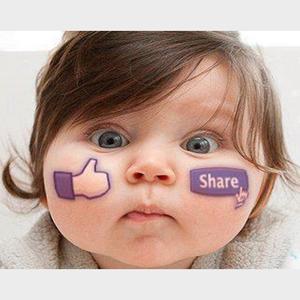 niña facebook