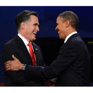El debate presidencial de esta semana ha sido el evento más tuiteado de la historia política de Estados Unidos