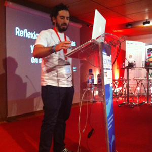 P. Ruiz-Nicoli (Wantham) en #SoLoMo2012: