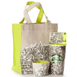 Starbucks se alía con la firma de moda Rodarte para dar un toque más