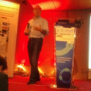 """J. Martínez (what if) en #SoLoMo2012: """"Estamos trabajando en digital, lo que nos sobra a patadas son datos"""""""