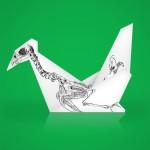 45 anuncios muy flexibles que juegan a la papiroflexia