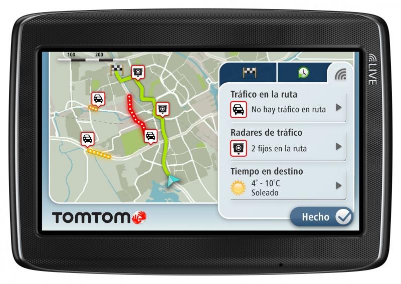 """Á. Sevillano (TomTom): En el mercado de los navegadores ahora """"hay que ofrecer una experiencia al volante"""""""