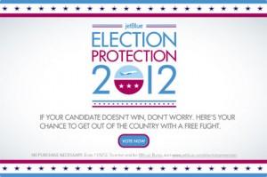 ¿Obama o Romney? Las marcas utilizan la batalla electoral más reñida de los últimos años como