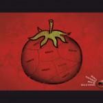 45 ejemplos sabrosos de publicidad con mucho tomate